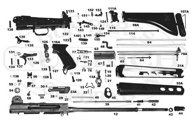 File:AR-18 disassembled.jpg