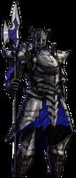 Azure Soldier (Spear)