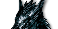 Young Onyx Dragon