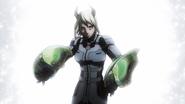 Maria's transformation