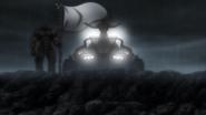 Terraformars arriving in a car2