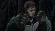 Keiji preparing to fight the Terraformar