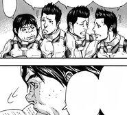 Shokichi searching symhathy from Ichiro