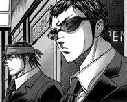 Hyuga and Someya