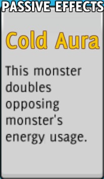 Cold Aura