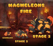 Magmeleons