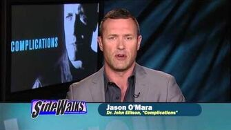 Jason O'Mara talks acting, Complications, Batman, Terra Nova