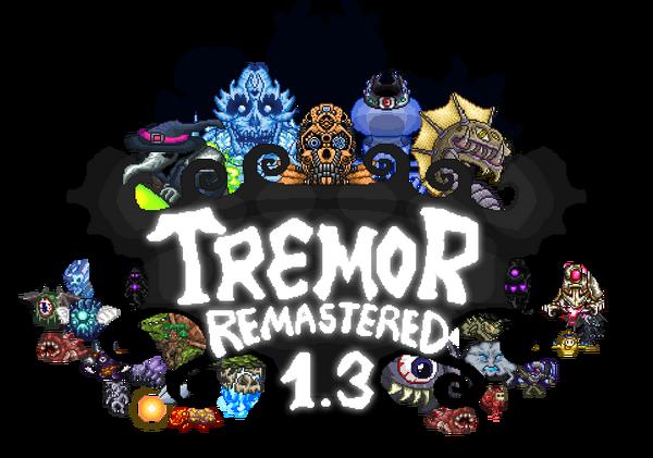 Tremor 1.3 Logo