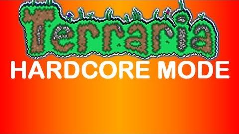 Terraria Hardcore Mode