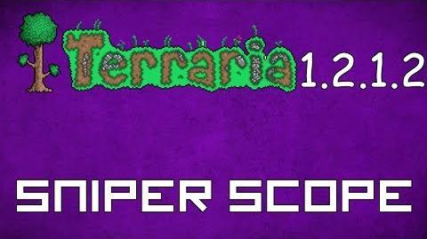 Sniper Scope - Terraria 1.2.1