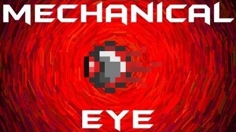 Mechanical Eye Terraria HERO