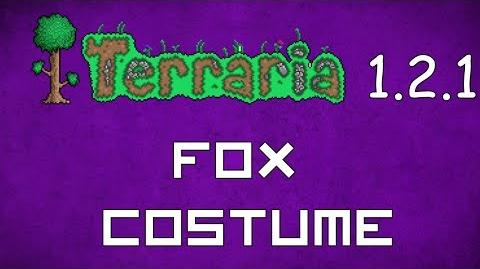 Fox Costume - Terraria 1.2