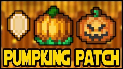 How To Grow Pumpkings Fast, Pumpkin Seeds, Pumpkin Patch, Terraria 1 2, Terraria HERO, Terraria wiki