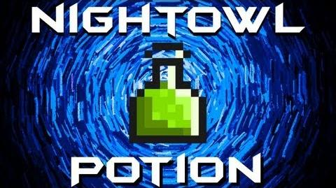 Terraria - Night Owl Potion