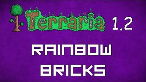 Rainbow Brick