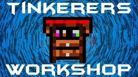 Terraria - Tinkerer's Workshop HERO