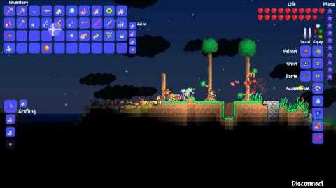 Terraria - Spawning and killing Dr Bones Finishing off the archaeologists set!