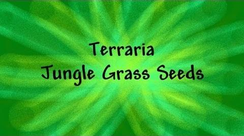 Terraria - How to make a Jungle Grass Seed farm the quickest & easiest way possible!-0