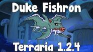Duke Fishron & How to Summon! - Terraria 1.2