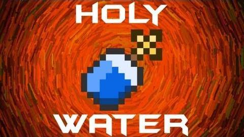 Holy Water Terraria HERO