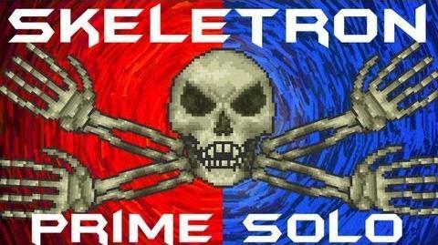 Skeletron Prime