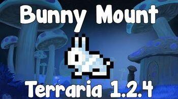 Bunny Mount - Terraria Guide 1.2