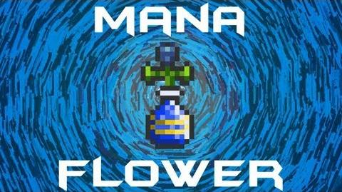 Mana Flower Terraria HERO