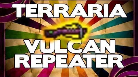 Terraria - Vulcan Repeater