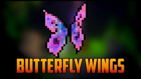 Terraria - Butterfly Wings from Moth Rare Mob-1