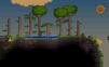 Overground Jungle Trees