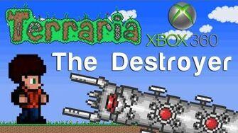 Terraria Xbox - The Destroyer 107-1
