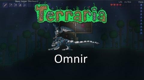 Terraria Obsidian Mod — Omnir!