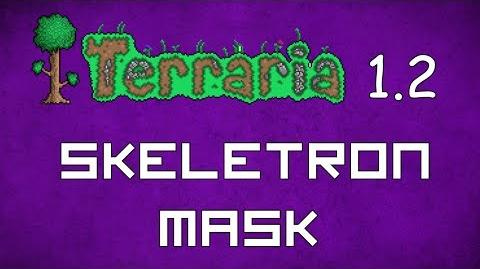 Skeletron Mask - Terraria 1