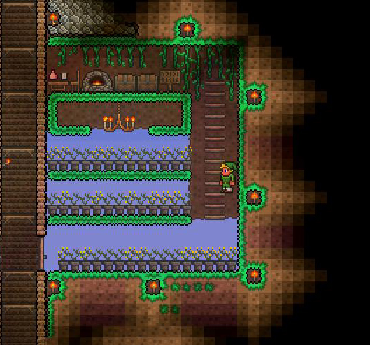 terraria crafting stations blinkroot terraria wiki fandom powered by wikia 3065