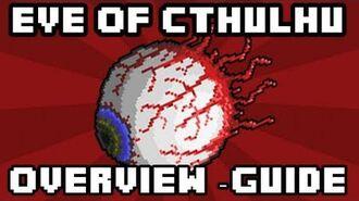 Terraria Xbox 360 Eye of Cthulhu Boss Guide & Overview! - Terraria Xbox Boss Guide Walkthrough