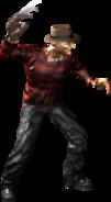 Freddy Krueger Stance