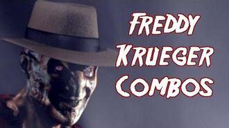 Terrordrome Freddy Krueger Combos