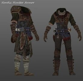 Nordic Hunter Light Armor