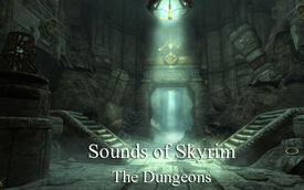 Sounds of Skyrim - The Dungeons - Title