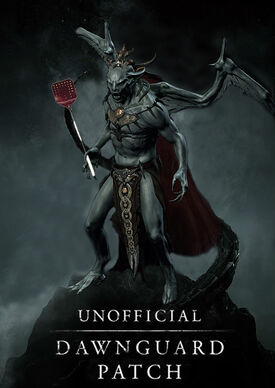 Unofficial Dawnguard Patch - Title