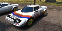 Lancia Stratos Version Rallye