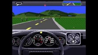 Test Drive 2 The Duel Gameplay (Mac)