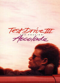Test Drive III cover