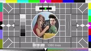 BBC Test Card Doctor Who The Fan Show