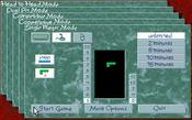 Tetris Classic Main Menu