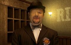 Clint of Ritz Hotel