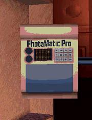 Photomatic box