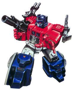 Optimus prime (powermaster)