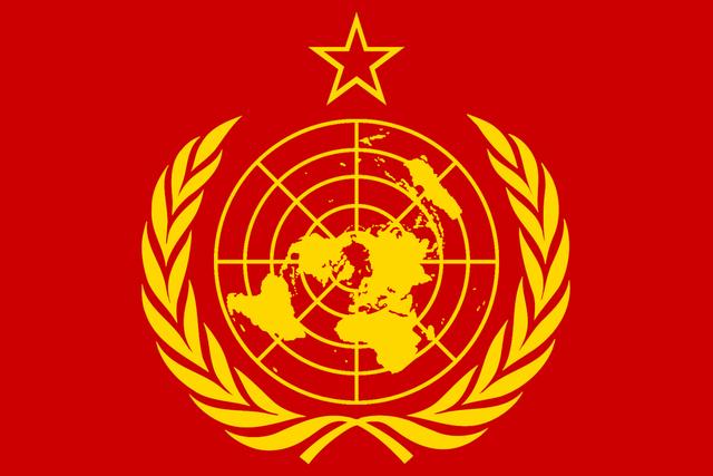 File:World socialist flag by frankoko-d4u7h7o.png