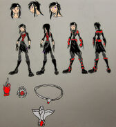 GBA Courtney Keller character ref